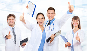 Physician billing service